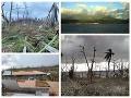 Slovák Martin sa ocitol uprostred hurikánu: FOTO Hodiny bezmocnosti plné surovej devastácie