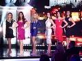 Finalistky Miss Universe SR 2017.