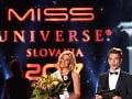 Miss s najkrajšími vlasmi sa stala Vanessa Bottánová z Pezinka.