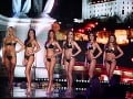 Finalistky Miss Universe SR 2017 sa predviedli aj v plavkách.