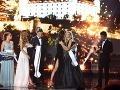 Titul Miss Universe SR 2017 si odniesla finalistka s číslom 9 Vanessa Bottánová z Pezinka.