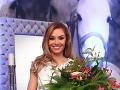 1. vicemiss Universe SR 2017 Frederika Samuelová.