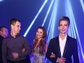 Finalistka Miss Universe Nikola Benedikovičová prišla na afterku v sprievode chlapcov zo zoskupenia S hudbou vesmírnou.