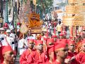 NAŽIVO Thajsko je momentálne paralyzované: VIDEO Začal sa veľkolepý pohreb kráľa