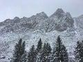 Cestu do Tatier by ste mali zvážiť: Potrápi vás silný vietor aj lavínové nebezpečenstvo