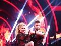 Eva Evelyn Kramerová a Lukáš Hojdan zatancovali zmyselné tango.