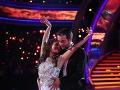 Vladimír Kobielsky a Dominika Chrapeková zatancovali ako druhý tanec viedenský valčík.
