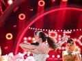 Silvia Lakatošová počas tancovania pustila kamery pod svoju sukňu.