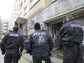 Policajné komando vykonalo prehliadku