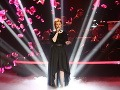 V závere večera sa predstavila herečka a speváčka Barbora Švidraňová s piesňou od Adele.