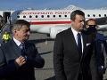 Danko sa stretol s predsedom Sejmu Poľskej republiky: Chce hovoriť o spolupráci v EÚ