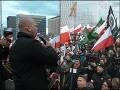 Biela Európa alebo žiadna! Varšava zažila škandalózny pochod náckov, inváziu ĽSNS aj Mazureka