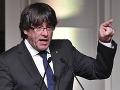 Puigdemont odštartoval predvolebnú kampaň: Víťazstvo v Katalánsku si chce zaistiť z Belgicka