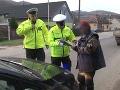 Totálne opitý Vladimír šoféroval nákladné auto: Policajti mu namerali viac ako 3,6 promile!