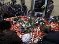 Aj Česko si pripomína 17. november: Na Babiša i Okamuru pokrikovali