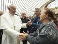 Krásne gesto pápeža: Odsúdil