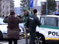 Brutálna bitka na ulici