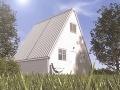 VIDEO Tento unikátny dom vám postavia za šesť hodín: Má to ale jednu obrovskú nevýhodu