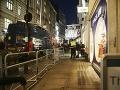 FOTO Panika v Londýne: Ľudia utekali z metra, kričali a plakali!