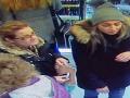 Zlodejky na FOTO úradovali v Topoľčanoch: Ženu pripravili o peňaženku, polícia žiada o pomoc