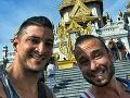 Nikdy neurobte to, čo títo dvaja Američania v Thajsku: Za obnažené FOTO im hrozí tvrdý trest
