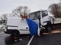 Tragická nehoda na Záhorí: Andrej (†27) vletel do protismeru, FOTO osudná čelná zrážka