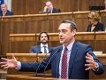 Rajtár podal trestné oznámenie na Bašternáka: Obvineniam sa nevyhol ani Kaliňák