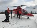 PRÁVE TERAZ V Tatrách spadla lavína: Jeden mŕtvy
