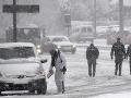 Európu trápi počasie: VIDEO Dopravný chaos, zrušené lety a ľudia bez elektriny