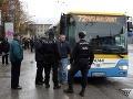 VIDEO Dráma v košickom autobuse: Na vodiča MHD vytiahol pasažier zbraň