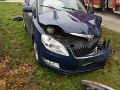 FOTO Polícia hľadá svedkov nehody v Bratislave: Ak máte o nej bližšie informácie, volajte 158
