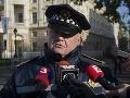 Náčelník Mestskej polície Bratislavy