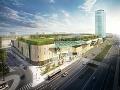 Z trosiek vyrastie malý Manhattan, takto bude vyzerať nová autobusová stanica v Bratislave