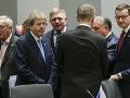 Fico v Bruseli predstavil