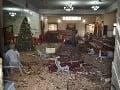 PRÁVE TERAZ Teroristický útok v Pakistane: Hlásia ôsmich mŕtvych a takmer 50 zranených