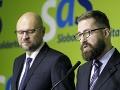 SaS už vie, kto nahradí Poliačika vo funkcii predsedu výboru pre nezlučiteľnosť funkcií