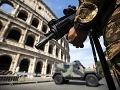 Úspech talianskej polície: Zatkli popredného člena Daeš, bol pripravený školiť ďalších ľudí