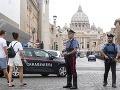 Veľké zatýkanie v centre Ríma: Polícia zadržala 19 ľudí napojených na Camorru a 'Ndranghetu