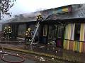 Londýnska zoo sa spamätáva z požiaru, ohňu podľahlo viacero zvierat