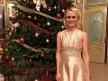 Vianoce v rodine speváčky Janais: FOTO nechýbajú koledy v slovenčine ani v šarištine
