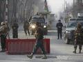 Bombový útok v Afganistane