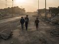 Roky trvajúca vojna položila Irak na kolená: FOTO Krajina duchov, obnova bude stáť miliardy