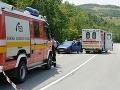 Polícia pátra po svedkoch dopravnej nehody auta s autobusom, ktorá sa stala v Košiciach