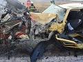 Nehoda pri Pezinku, vodič zomrel: Desivé FOTO zrážky, polícia hľadá svedkov