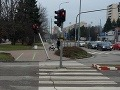 Semafor v Nitre sa stal terčom posmechu: Keď pozriete na FOTO, budete sa rehotať aj vy