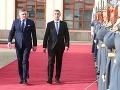 Prvá zahraničná návšteva nového českého premiéra: FOTO Babiš pricestoval na Slovensko
