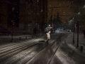 Španielsko zasypal sneh: Stovky vodičov uviazli na cestách, vyslobodzovala ich armáda