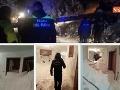 Dráma v Alpách, hotel zavalila lavína: Uväznení dovolenkári posielali zábery zo snehového pekla