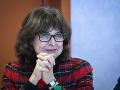 Súdna rada môže byť doplnená pred voľbou do Všeobecného súdu EÚ, tvrdí Žitňanská