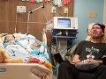 Matka zverejnila zničujúcu FOTO, nad ktorou plače celý svet: Brutálna realita rakoviny